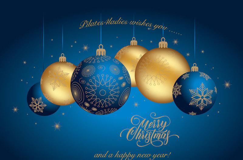 Christmas greetings 2018!